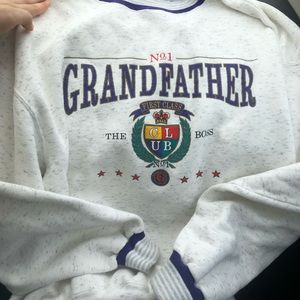 Grandfather VTG Sweatshirt
